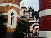Jamik Mosque, Kuala Lumpur, Malaysia