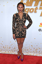 August 15, 2018 - Los Angeles, California, USA - 8/14/18.Mel B at ''America''s Got Talent'' Red Carpet event in Los Angeles, CA. (Credit Image: © Starmax/Newscom via ZUMA Press)