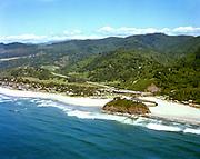 Ackroyd C05085-15 Oregon Coast aerial scenics, July 15, 1980 Neskowin