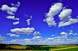 Coxilhas na região de Cruz Alta. FOTO: Jefferson Bernardes / Preview.com