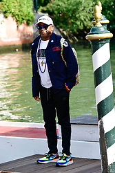 Celebrity Sightings at the 75th Venice Film Festival. 30 Aug 2018 Pictured: Spike Lee. Photo credit: Daniele Cifalà / MEGA TheMegaAgency.com +1 888 505 6342