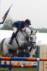 Hoorn Angelique-Parodie<br /> KWPN Paardendagen Ermelo 2004<br /> Photo © Hippo Foto