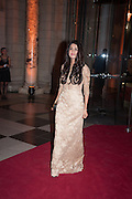 FATEMA AJMAL, Hollywood Costume gala dinner, V and A. London. 16 October 2012