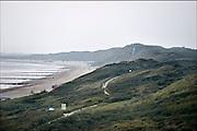 Nederland, Dishoek, Walcheren, Zeeland, 13-9-2014 In de duinen langs de Noordzee. Foto: Flip Franssen/Hollandse Hoogte