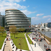 Sir Norman Foster's City Hall London