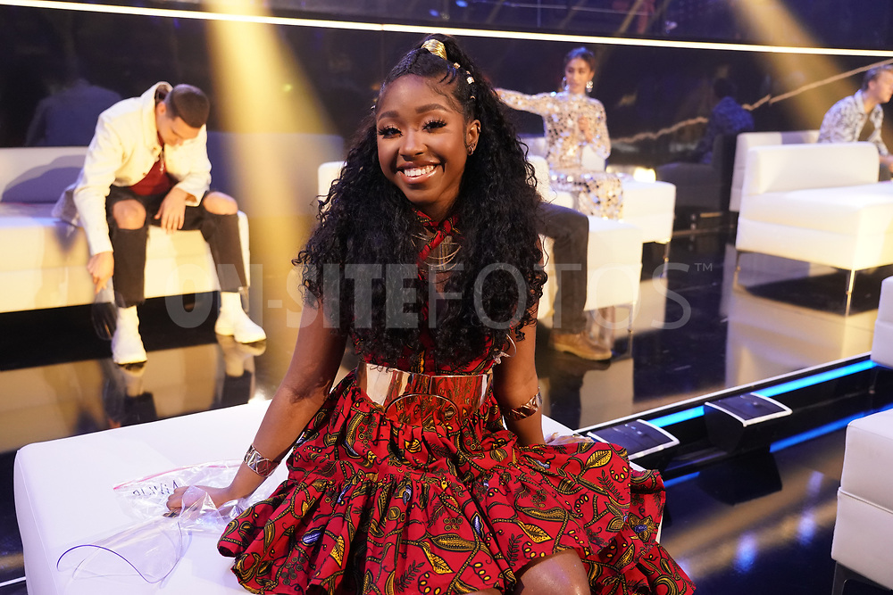 """AMERICAN IDOL – """"415 (The Comeback)"""" – A special episode of """"American Idol"""" featuring """"comeback contestants"""" airs MONDAY, APRIL 19 (8:00-10:00 p.m. EDT), on ABC. (ABC/Eric McCandless)<br /> OLIVIA XIMINES"""