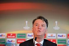 160309 Man Utd press conf & training
