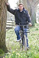 LEIDERDORP - Hockey bondscoach bij de Nederlandese dames, MAX CALDAS. COPYRIGHT KOEN SUYK