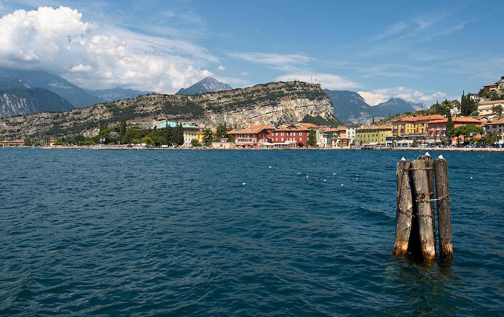 Italy - Riva del Garda - City centre