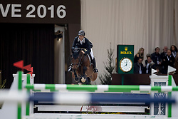 Guerdat Steve, (SUI), Corbinian<br /> Final Top 10 Rolex IJRC<br /> CHI de Genève 2016<br /> © Hippo Foto - Dirk Caremans<br /> 09/12/2016