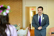 Morgan and Tyler - Saturday, October 28, 2017 in Newark, Delaware. (Photo by William Thomas Cain/Cain Images)