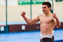 Tilen Ovnicek during Slovenian Indoor Championship, Olympic centre Novo Mesto, 13 February 2021, Novo Mesto, Slovenia. Photo by Grega Valancic / Sportida
