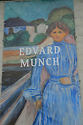 Kode 3 art gallery museum exterior Edvard Munch exhibition, , Bergen, Norway