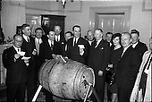 1964 - Smithwick's Cocktail reception at the Shelbourne Hotel, Dublin