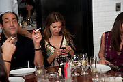 DASHA ZHUKOVA; ,  Dom PŽrignon with Alex Dellal, Stavros Niarchos, and Vito Schnabel celebrate Dom PŽrignon Luminous. W Hotel Miami Beach. Opening of Miami Art Basel 2011, Miami Beach. 1 December 2011. .<br /> DASHA ZHUKOVA; ,  Dom Pérignon with Alex Dellal, Stavros Niarchos, and Vito Schnabel celebrate Dom Pérignon Luminous. W Hotel Miami Beach. Opening of Miami Art Basel 2011, Miami Beach. 1 December 2011. .
