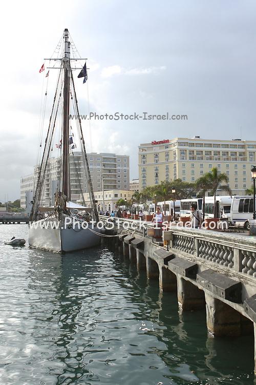 San Juan, Puerto Rico, harbour