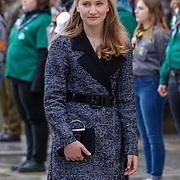 LUX/Luxemburg/20190504 -  Funeral<br /> of HRH Grand Duke Jean, Uitvaart Groothertog Jean, prinses Elisabeth van Belgie