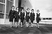 1962-13/12 Aer Lingus Hostess Uniforms