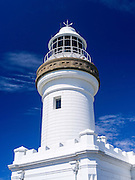 View of the Byron Bay Lighthouse, Byron Bay, NSW, Australia