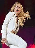 Rita Ora   <br /> The isle of mtv 2013 Concert Valetta Malta <br /> Pix Dave Nelson ,