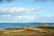Overlooking The Common from Le Petit Monceau, Herm, Channel Islands © Rudolf Abraham