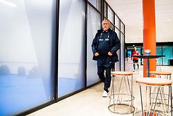 October 9, 2018 - Oslo, NORWAY - 181009 Lars Lagerbäck, head coach of Norway, ahead of a press event on October 9, 2018 in Oslo..Photo: Jon Olav Nesvold / BILDBYRÃ…N / kod JE / 160322 (Credit Image: © Jon Olav Nesvold/Bildbyran via ZUMA Press)
