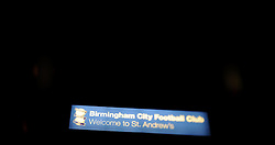 - Photo mandatory by-line: Alex James/JMP - Tel: Mobile: 07966 386802 03/12/2013 - SPORT - Football - Birmingham - St Andrews - Birmingham City v Doncaster Rovers - Sky Bet Championship
