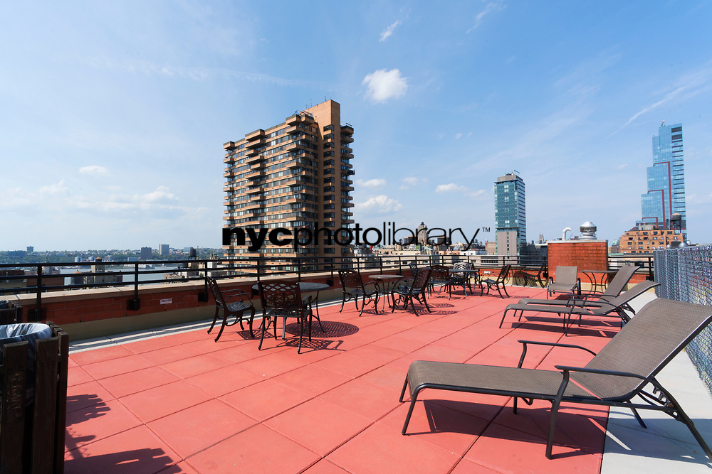 Roof Deck at 215 West 95th Street