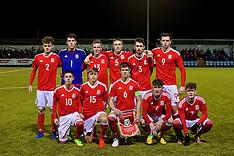 170221 Wales U18 v Republic of Ireland U18