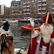 Intocht Sinterklaas 2002 Huizen