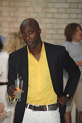 OSWALD BOATANG at the Tanqueray No.TEN cocktail party held at No1 Piazza, Covent Garden, London on 10th June 2008.<br /><br />NON EXCLUSIVE - WORLD RIGHTS