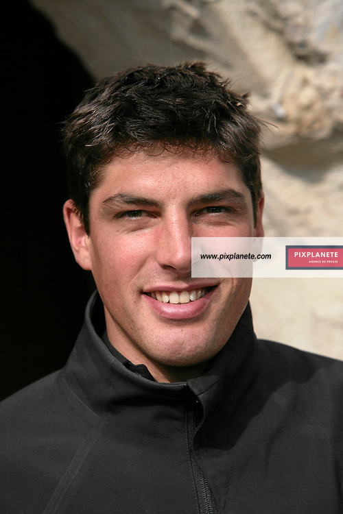 Christophe Perrillat Collomb - Ski de fond - présentation de l'équipe de France de ski 2007-2008 - Photos exclusives - 9/10/2007 - JSB / PixPlanete