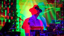 DJ Daniel Lacet se apresenta no Palco Complex durante a 22ª edição do Planeta Atlântida. O maior festival de música do Sul do Brasil ocorre nos dias 3 e 4 de fevereiro, na SABA, na praia de Atlântida, no Litoral Norte gaúcho.  Foto: André Feltes / Agência Preview