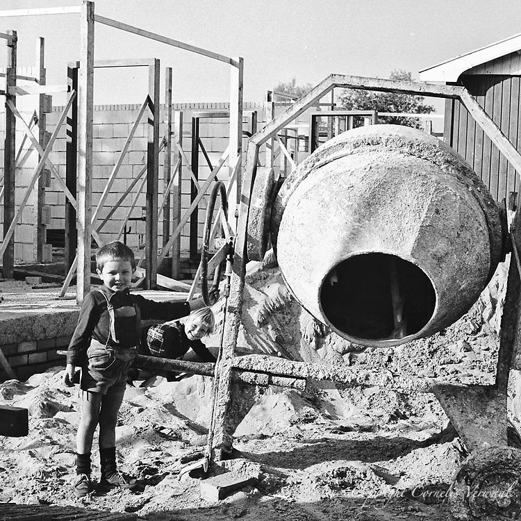 Ammerse jeugd anno 1977 aan Den Hoeff