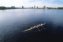 Crew On The Charles River
