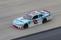 October 5, 2018 - Dover, Delaware, United States of America - Matt Tifft (2) takes to the track to practice for the Bar Harbor 200 at Dover International Speedway in Dover, Delaware. (Credit Image: © Justin R. Noe Asp Inc/ASP via ZUMA Wire)