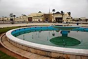 Morocco, Rabat King's palace