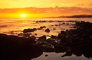 Sunset, Poipu, Kauai<br />