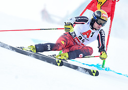 19.12.2018, Saalbach Hinterglemm, AUT, FIS Weltcup Ski Alpin, Riesenslalom, Herren, 1. Lauf, im Bild Erik Read (CAN) // Erik Read of Canada in action during his 1st run of men's Giant Slalom of FIS ski alpine world cup. Saalbach Hinterglemm, Austria on 2018/12/19. EXPA Pictures © 2018, PhotoCredit: EXPA/ Erich Spiess