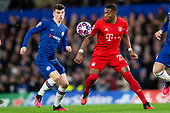 Soccer-Champions League-Chelsea vs Bayvern Munich-Feb 25, 2020