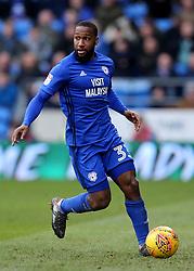 File photo dated 17-02-2018 of Cardiff City's Junior Hoilett.