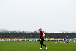 Chris Martin as Bristol City use the pitches for the vey first time at their new Training Ground as the development nears completion - Rogan/JMP - 28/01/2021 - Failand - Bristol, England.