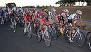 Lance Armstrong and Daryl Impey of Team Radio Shack ride the Cape Argus Cycle Tour while visiting Cape Town. Daryl Impey, the 'local lad' managed a third with help from Lance Armstrong. Malcolm Lange of Team Medscheme won the race. Image copyright www.gregbeadle.com