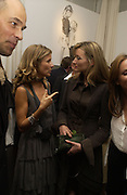 Dr Martin kelly, Elliane Fattal and Natasha  McElhone. A photo exhibition in support of Facing the World <br />Hosts: Christopher Bailey with Eliane Fattal, Yasmin Mills, Emily Oppenheimer Turner, Catherine Prevost and Elizabeth Saltzman Walker.  Burberry, 18 - 22 Haymarket, SW1  .  9 November 2005. ONE TIME USE ONLY - DO NOT ARCHIVE © Copyright Photograph by Dafydd Jones 66 Stockwell Park Rd. London SW9 0DA Tel 020 7733 0108 www.dafjones.com