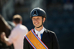 Veeze Bart, NED, Imposantos<br /> NK Ermelo 2020<br /> © Hippo Foto - Sharon Vandeput<br /> 20/09/20