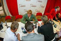 Ehning Markus, GER<br /> World Cup Final Jumping - Las Vegas 2003<br /> © Hippo Foto - Dirk Caremans