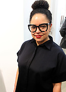 New York, NY-Jan. 11:  Gallerist Joeonna Bellorado-Samuels attend the Gordon Parks: I AM YOU Opening Reception presented by the Gordon Parks Foundation  held at the Jack Shanmain Gallery on January 11, 2018 in New York City.  (Photo by Terrence Jennings/terrencejennings.com)