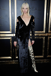 Soo Joo Park attending the L'Oreal Gold Obsession Party as part of Paris Fashion Week Ready to Wear Spring/Summer 2017 in Paris, France on October 02, 2016. Photo by Aurore Marechal/ABACAPRESS.COM