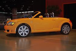 Audi TT Convertible