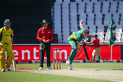 Dale Steyn of SA during the 2nd ODI match between South Africa and Australia held at The Wanderers Stadium in Johannesburg, Gauteng, South Africa on the 2nd October  2016<br /> <br /> Photo by Dominic Barnardt/ RealTime Images